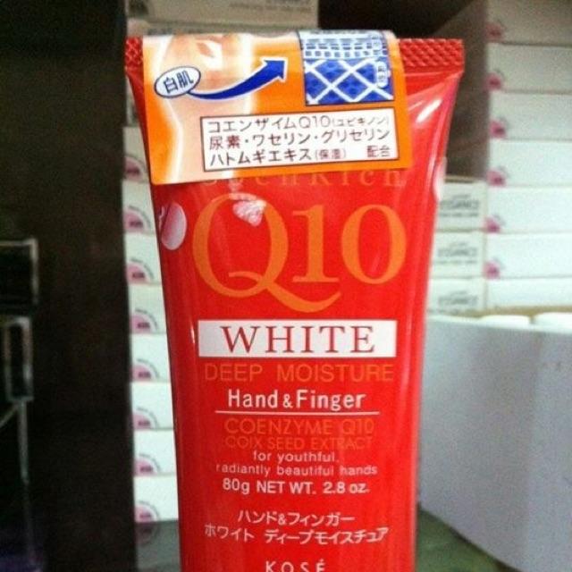 Kem dưỡng da tay Kose Q10