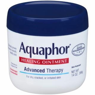Kem Dưỡng Ẩm dành cho Da Khô, Nứt Nẻ Aquaphor Advanced Therapy Healing Ointment Skin Protectant 396g (Mỹ) thumbnail
