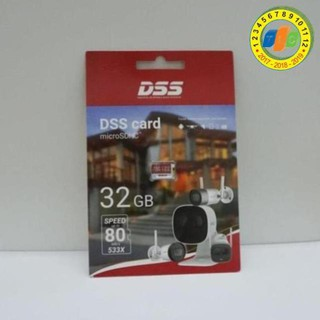 THẺ NHỚ CHÍNH HÃNG 32GB DSS