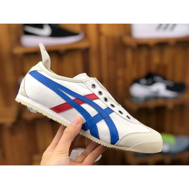 wholesale dealer 09451 1a672 Stock Asics Onitsuka Tiger SLIP-ON MEXICO 66 TH1B2N lazy ...