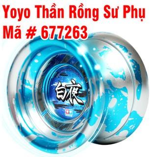 Yoyo đồ chơi trẻ em tuyệt đỉnh Yoyo hãng Auldey mô hình Thần Rồng Sư Phụ mã 677263 thumbnail