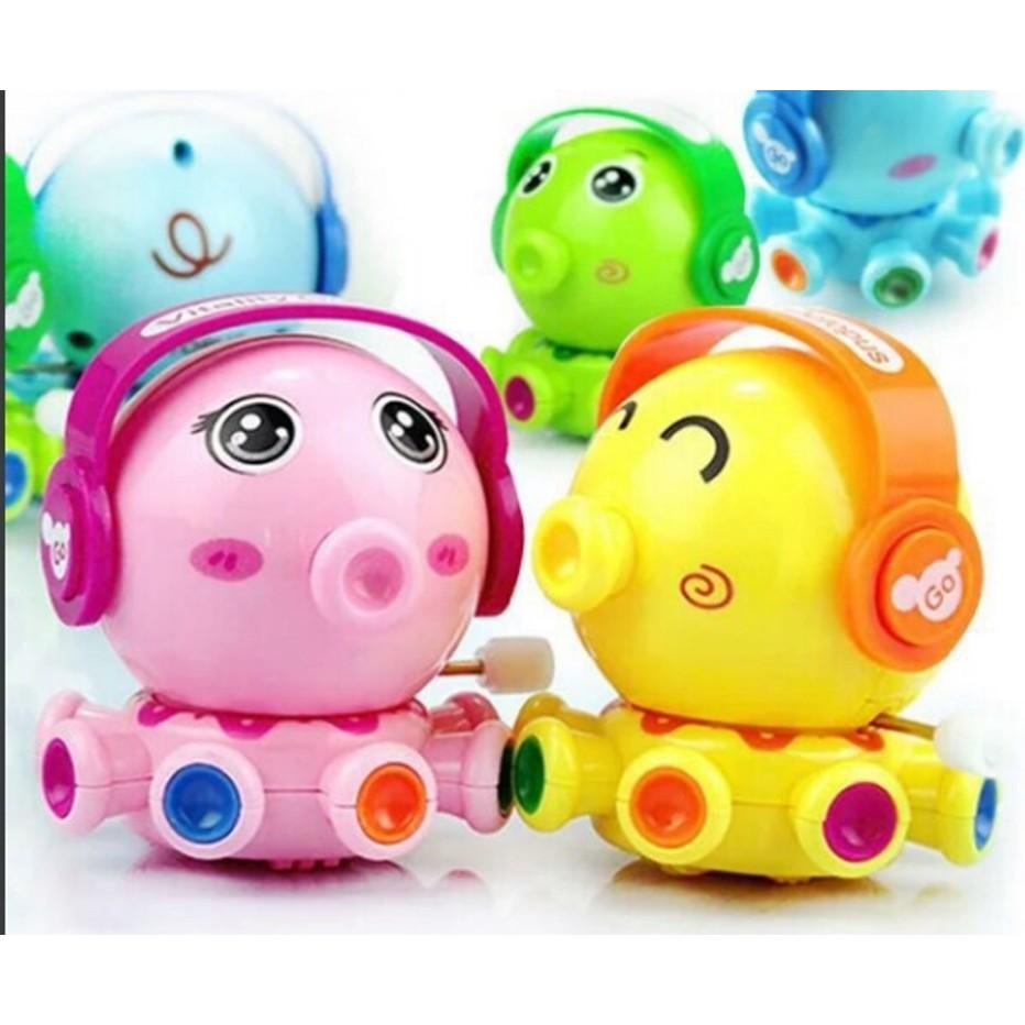 Thú vặn cót, đồ chơi vặn cót rất nhiều mẫu khác nhau
