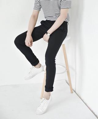 Quần âu PAPAZI lịch thiệp , phong cách Hàn quốc – Chất liệu mềm, mịn không bai xù, form dáng skinny tôn chiều cao