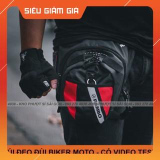HOT- FREESHIP - Túi đeo chéo đùi Biker Rambo form như Dainese phiên bản mới - Túi đeo đùi đi shipper, giao hàng tiện dụ thumbnail