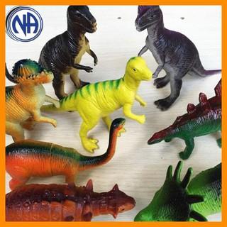 Vỉ đồ chơi khủng long đẻ trứng