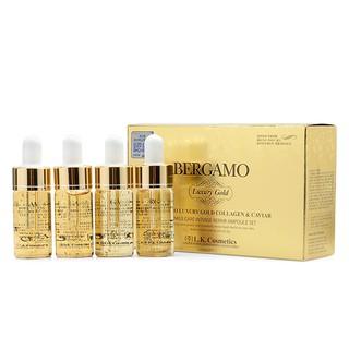 Serum Bergamo Luxury Gold Collagen & Caviar - Hàn Quốc thumbnail