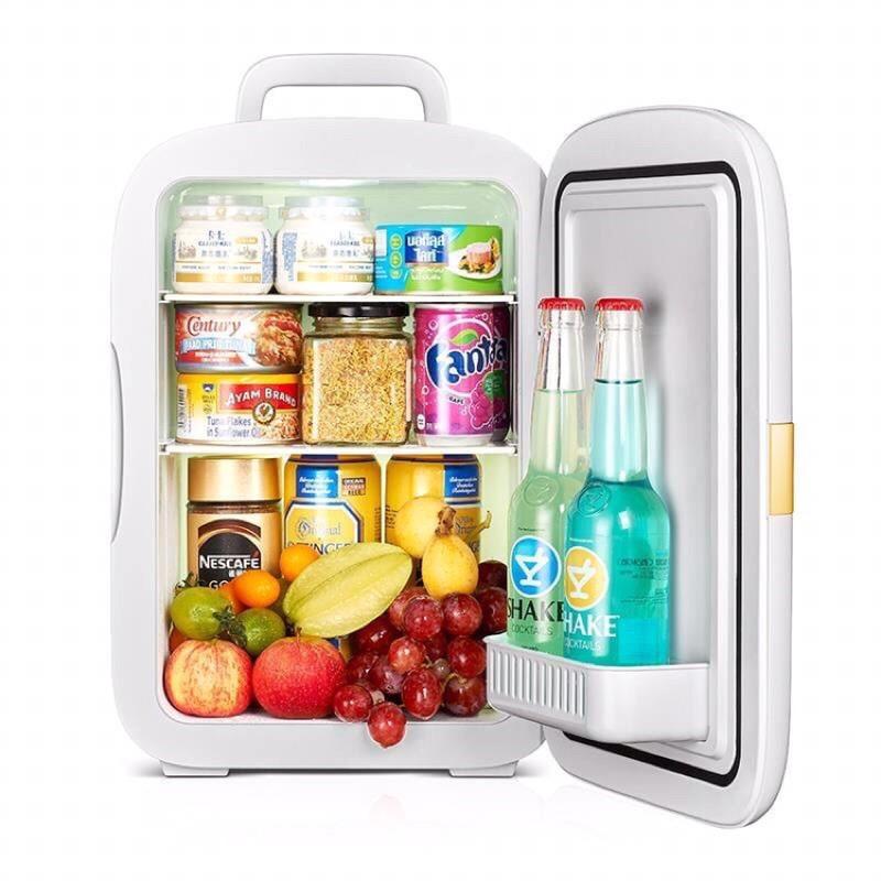 Tủ lạnh mini kemin 22L chính hãng chỉnh được nhiệt
