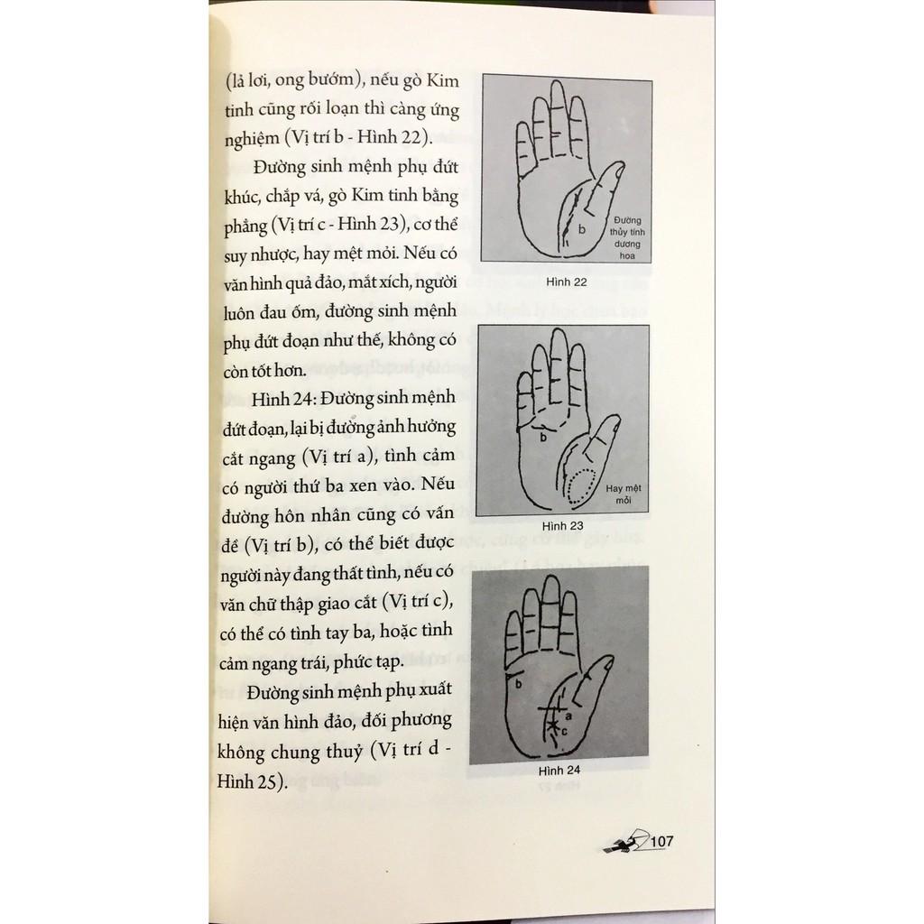 Sách - Đời Người Trên Bàn Tay
