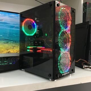 Vỏ máy tính( vỏ case) XIGMATEK NYX ( No Fan) – Hàng Chính Hãng