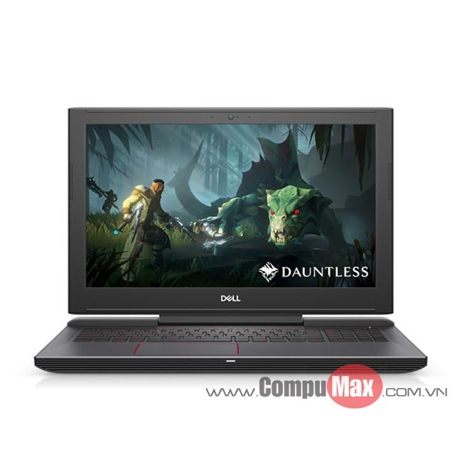 Laptop Dell Inspiron Gaming G5 5587 i7-8750H/ Nvidia GTX 1050Ti 4GB/ Win 10 Home - Hàng nhập khẩu