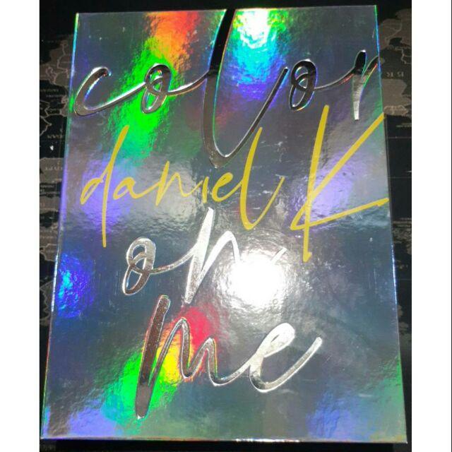 🌟พร้อมส่ง🌟 Kangdaniel 1st album color on me