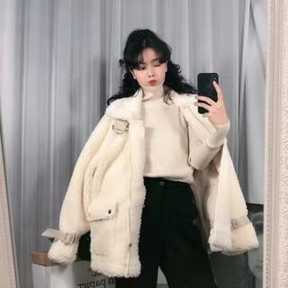 🌺[Order] Áo lông cừu Đại Hàn kèm ảnh thật