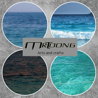Keo làm sóng biển, nước nhân tạo