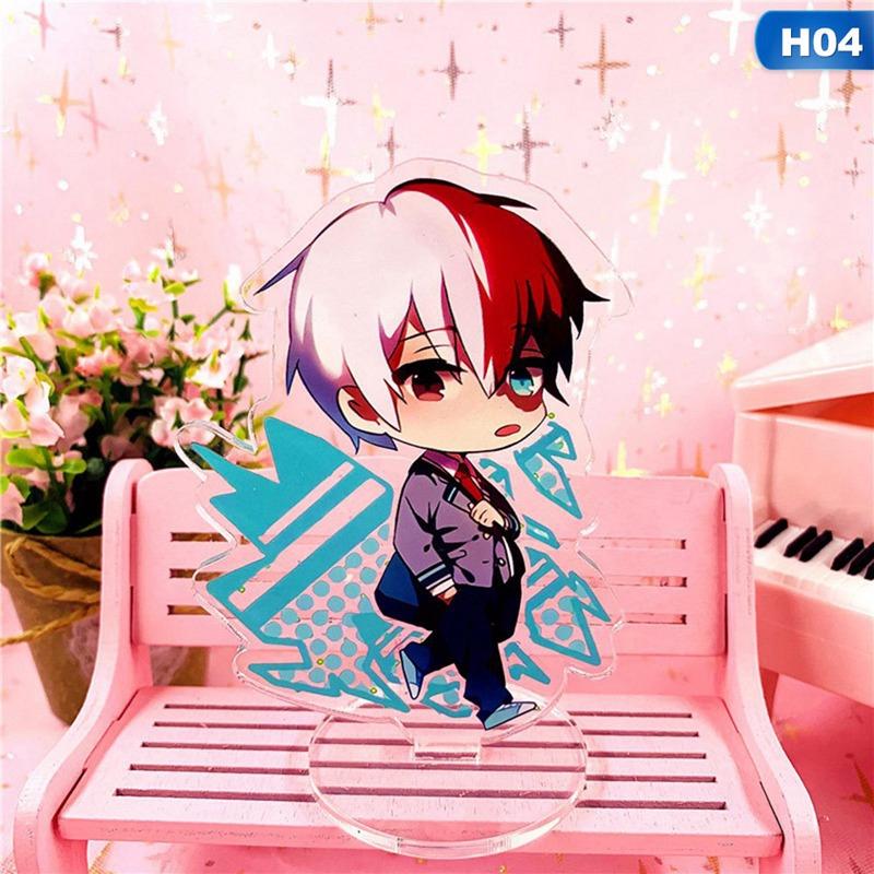 Aurora3 Mô hình nhân vật Anime My Hero Academia izuku shoto katsuki cao cấp