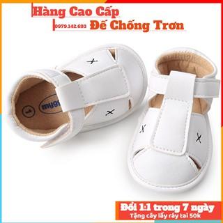 [Hàng Cao Cấp] Giày tập đi mềm mại cho bé yêu- giày chữ X