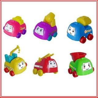 Ưu đãi 35%_Antona-Đồ chơi lắp ráp xe cho bé(3 chiếc) đồ chơi lắp ráp ngôi nhà