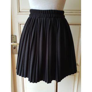 [NEW] Chân váy len xếp ly nhỏ có lót quần freesize