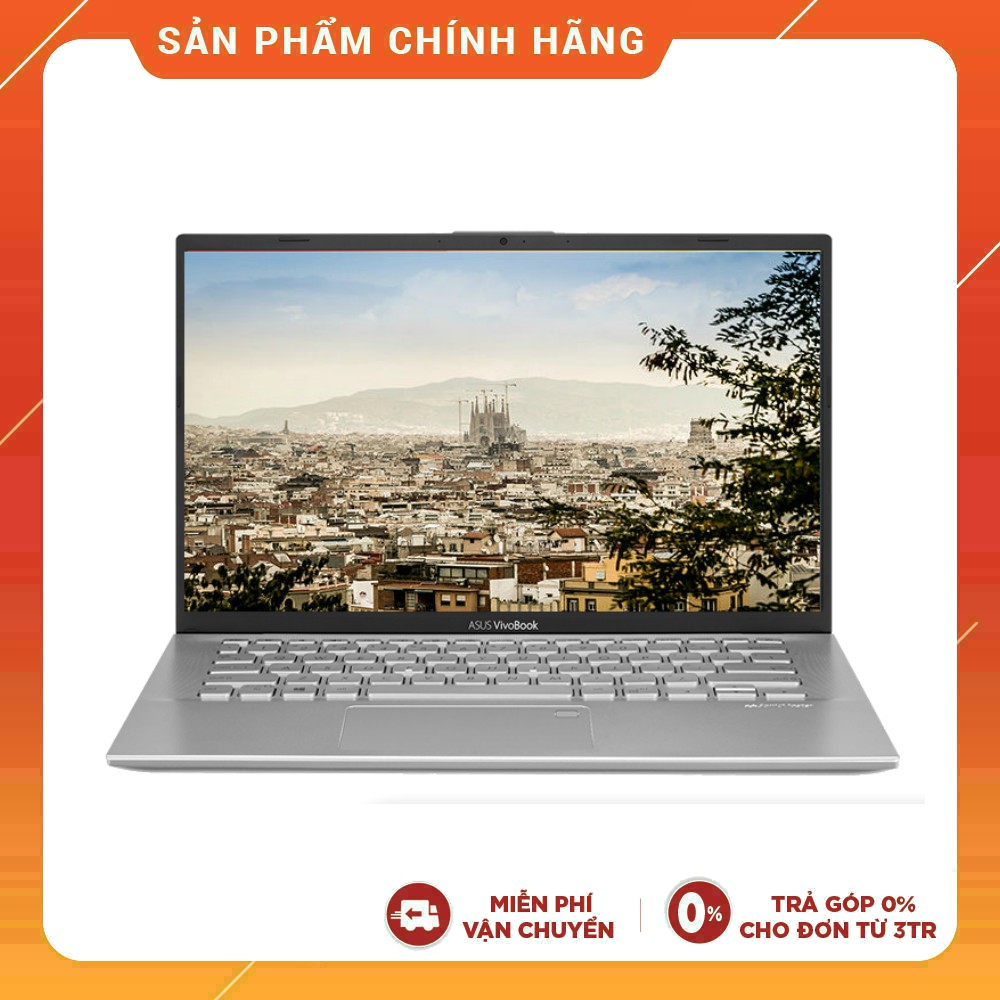 Laptop Asus Vivobook A412DA-EK346T (Bạc)
