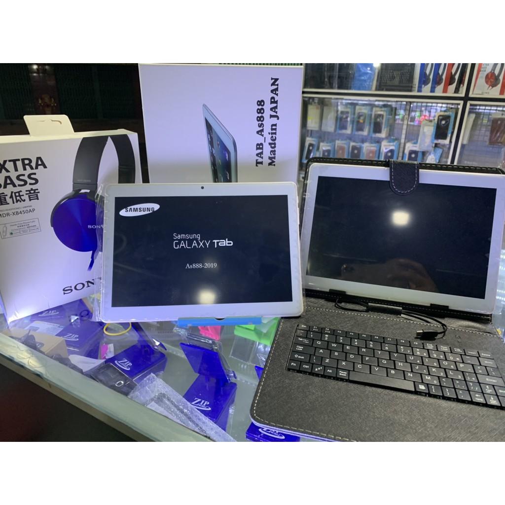 Máy tính bảng samsung As-888 Japan tặng 1 ĐT nokia 1202,1280