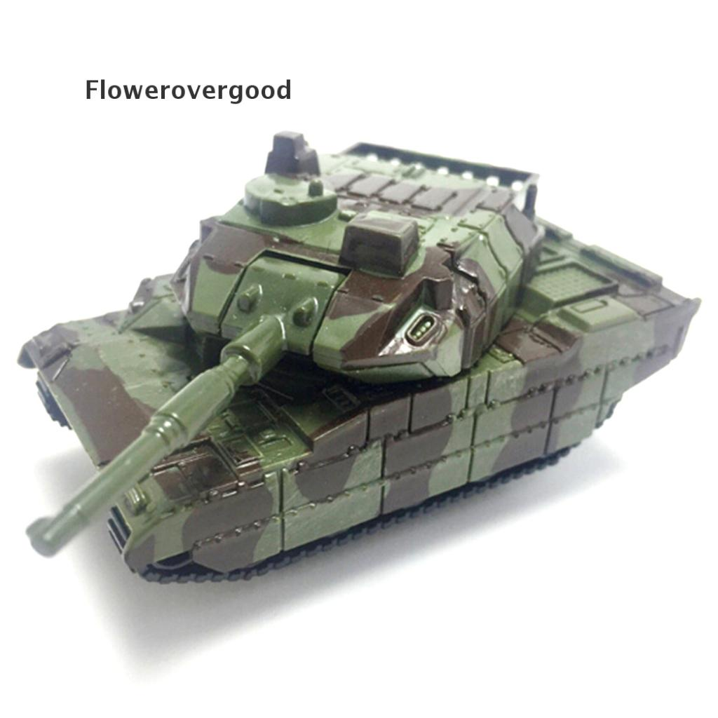 Fgvn Army Green Tank Cannon Model Miniature 3D Toy Hobbies Kids Educational Gift 0 0 0 0 0 HOT