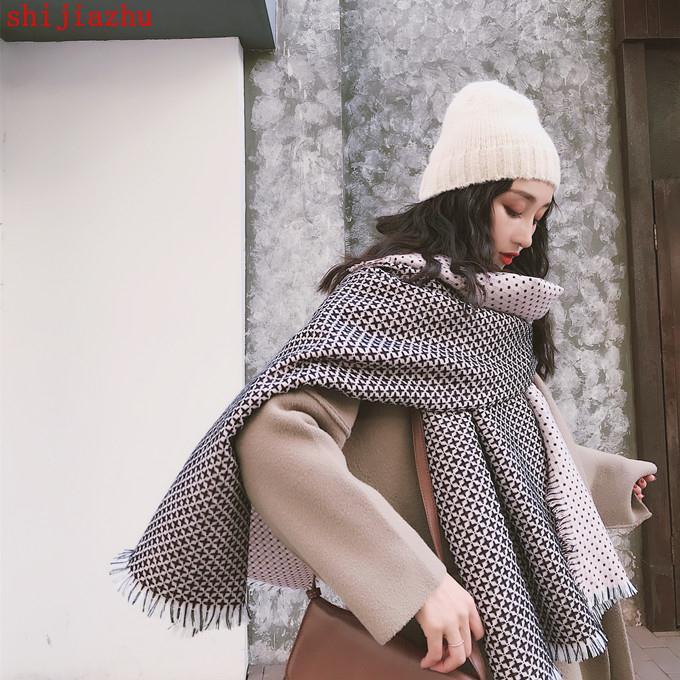 Khăn choàng cổ thời trang Hàn Quốc cho nữ - 13927414 , 1823268302 , 322_1823268302 , 327600 , Khan-choang-co-thoi-trang-Han-Quoc-cho-nu-322_1823268302 , shopee.vn , Khăn choàng cổ thời trang Hàn Quốc cho nữ