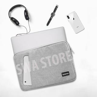 [Vải chống nước] Túi chống sốc macbook, notebook và ultrabook 13in 14in 15.6in chính hãng Boona thumbnail