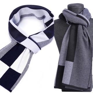 [XẢ KHO] Khăn len nam dệt kim cao cấp (nhiều mẫu)