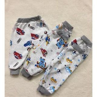 10 quần nỉ lót lông siêu ấm cho bé trai, bé gái