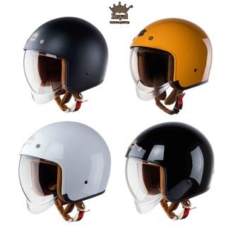 """Mũ bảo hiểm xe máy 3/4 Royal M139 có kính âm màu khói trà size M,L,XL dành cho nam nữ giá chỉ còn <strong class=""""price"""">49.500.000.000đ</strong>"""