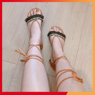 Giày Chiến Binh Boho - Boho Vintage Style thumbnail