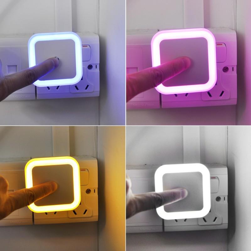 Đèn ngủ dạng LED cảm biến tự động cho bé