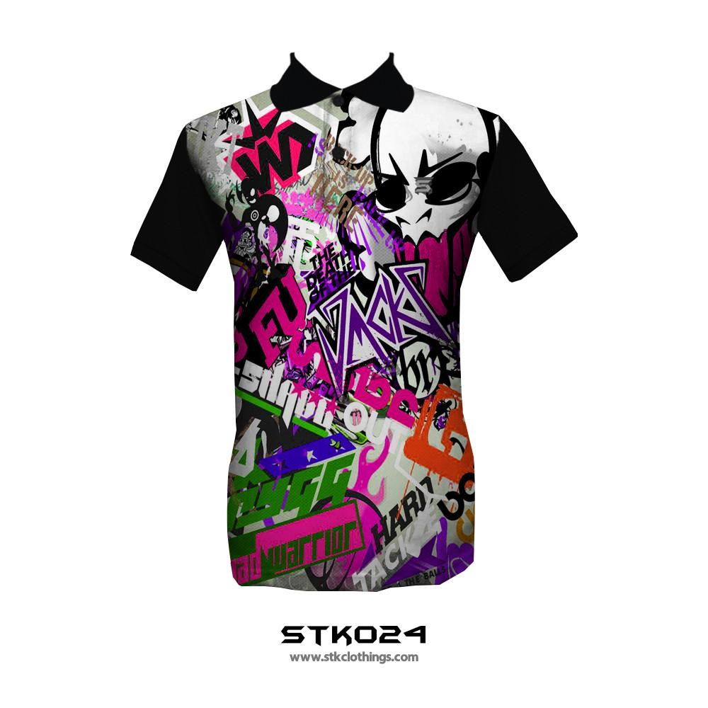 ลุ๊คไหนสไตล์คุณ เสื้อแฟชั่นสุดคูล ที่ต้องมี เสื้อโปโล STK024