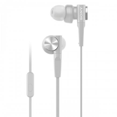 [Mã ELTECHZONE giảm 5% đơn 500K] Tai nghe nhét tai SONY chính hãng MDR-XB55AP - Bảo hành 12 tháng
