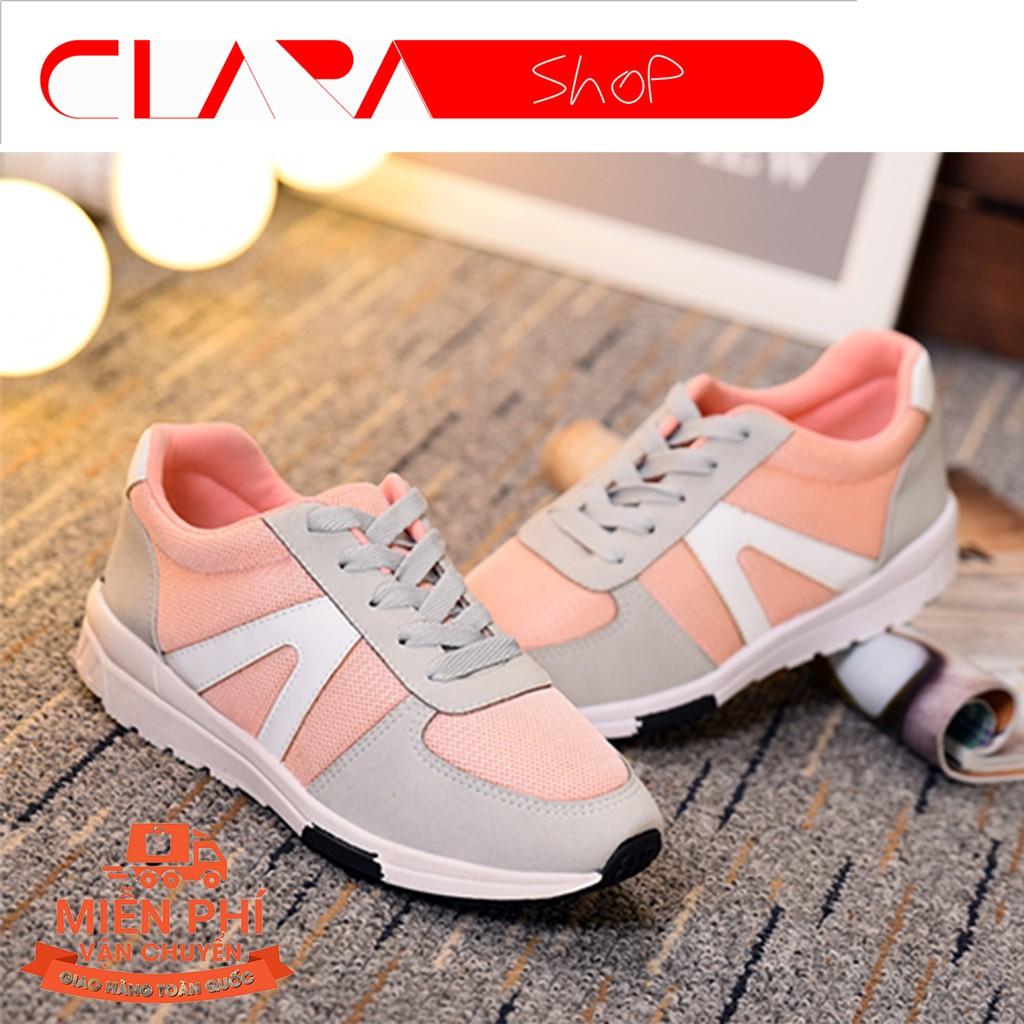 Giày Sneaker Nữ Thời Trang G4078 (Hồng)