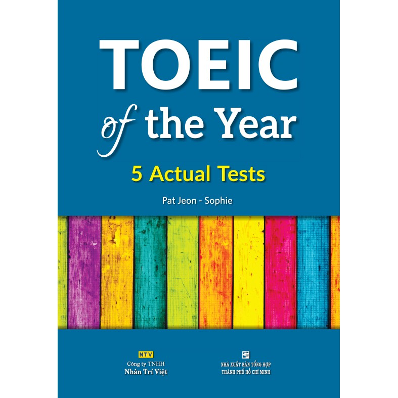 TOEIC of the Year: 5 Actual Tests (kèm CD) - 3430318 , 976451833 , 322_976451833 , 298000 , TOEIC-of-the-Year-5-Actual-Tests-kem-CD-322_976451833 , shopee.vn , TOEIC of the Year: 5 Actual Tests (kèm CD)