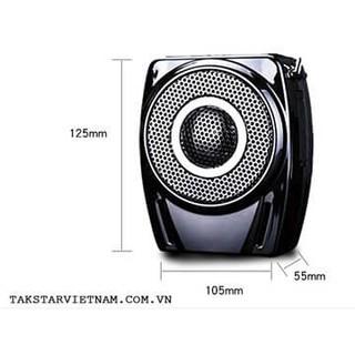 Máy Trợ Giảng Takstar E8-M chính hãng âm thanh to – rõ pin lâu
