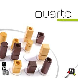 Quarto – Board Game