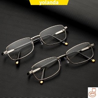 ☆YOLA☆ Men Women Reading Eyeglasses Unisex with Case&Clean Cloth Presbyopia Eyewear Vision Care Computer Goggles Vintage Classic Fashion +1.0 to +4.0