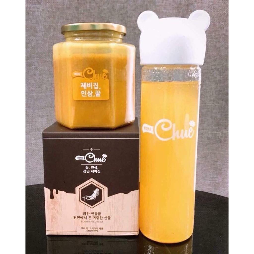 Sâm nghệ mật ong Hàn Quốc Mama chue 500ml - 14756501 , 1647187593 , 322_1647187593 , 750000 , Sam-nghe-mat-ong-Han-Quoc-Mama-chue-500ml-322_1647187593 , shopee.vn , Sâm nghệ mật ong Hàn Quốc Mama chue 500ml