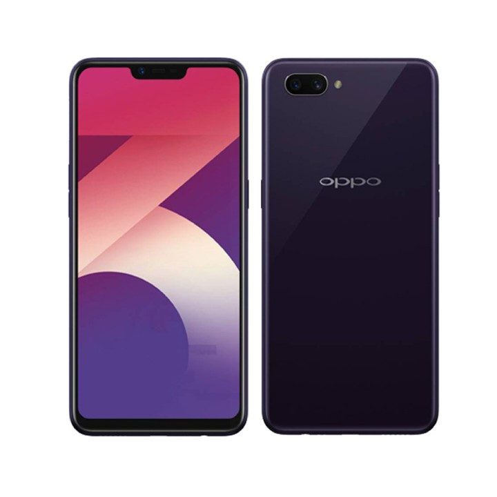 OPPO A3s ความจุ 16GB RAM 2GB สี Dark Purple [มือสอง สภาพ 95% เครื่องศูนย์]