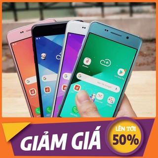 KHUYẾN MÃI Điện thoại Samsung Galaxy Feel SC-04J 3GB 32GB Android 8, xách tay Nhật chống nước, pin cực tốt .... thumbnail