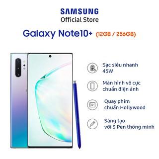 Điện thoại Samsung Galaxy Note 10+ 256GB - Hàng chính hãng thumbnail