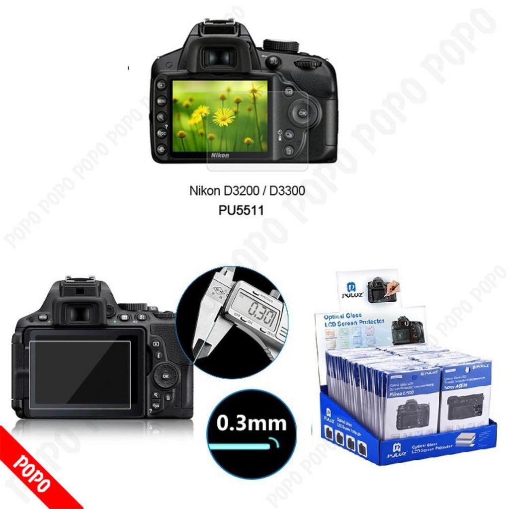 Miếng dán màn hình máy ảnh cường lực Nikon D3200/D3300 - 9949066 , 1117739125 , 322_1117739125 , 179000 , Mieng-dan-man-hinh-may-anh-cuong-luc-Nikon-D3200-D3300-322_1117739125 , shopee.vn , Miếng dán màn hình máy ảnh cường lực Nikon D3200/D3300