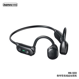 Tai Nghe Không Dây Remax Rb-S33 Thiết Kế Thời Trang Sang Trọng