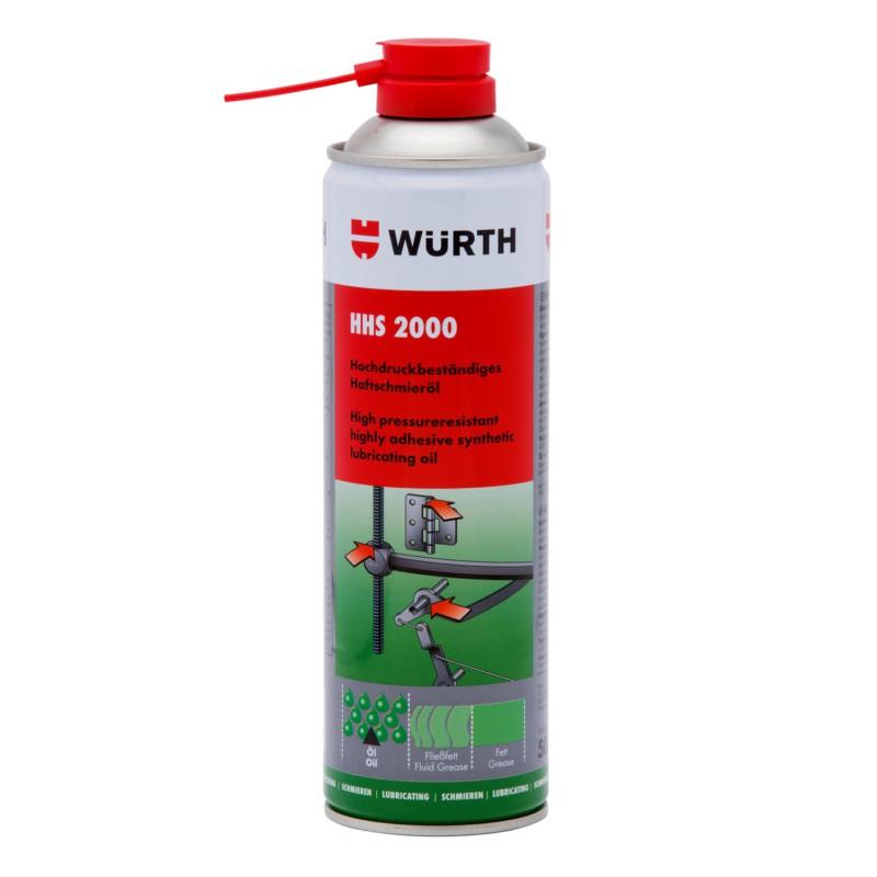 Mỡ bò nước dạng xịt bôi trơn chịu nhiệt Wurth HHS 2000 500ml - 13849587 , 1367383896 , 322_1367383896 , 170000 , Mo-bo-nuoc-dang-xit-boi-tron-chiu-nhiet-Wurth-HHS-2000-500ml-322_1367383896 , shopee.vn , Mỡ bò nước dạng xịt bôi trơn chịu nhiệt Wurth HHS 2000 500ml