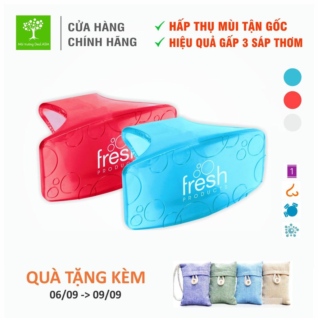 Kẹp Thơm Khử Mùi Nhà Vệ Sinh Fresh Products CLIP FRESHER - TỐT HƠN SÁP THƠM NHIỀU LẦN