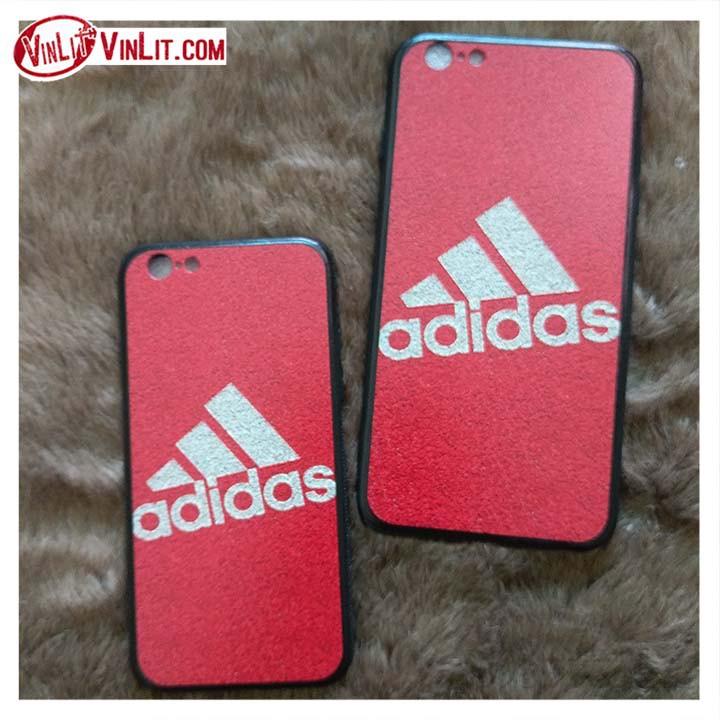 Ốp lưng Iphone adidas đỏ IPP180728A13