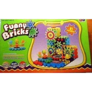 combo 2 bộ funny bricks