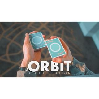Bài ảo thuật : Orbit V5 Playing Cards
