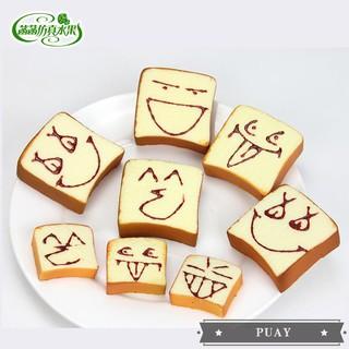 mô hình bánh mì mini trang trí